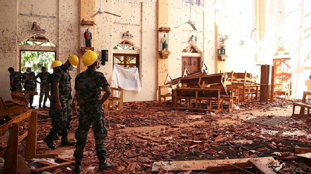 श्रीलङ्कामा भएको भीषण आक्रमणपछि बुर्का लगाउन प्रतिबन्ध