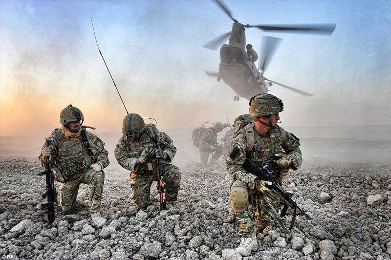 १८ जना तालिबान लडाकू मारिए