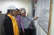 सञ्चारमन्त्री बाँस्कोटाद्वारा चिलिमे जलविद्युत केन्द्रको स्थलगत निरीक्षण