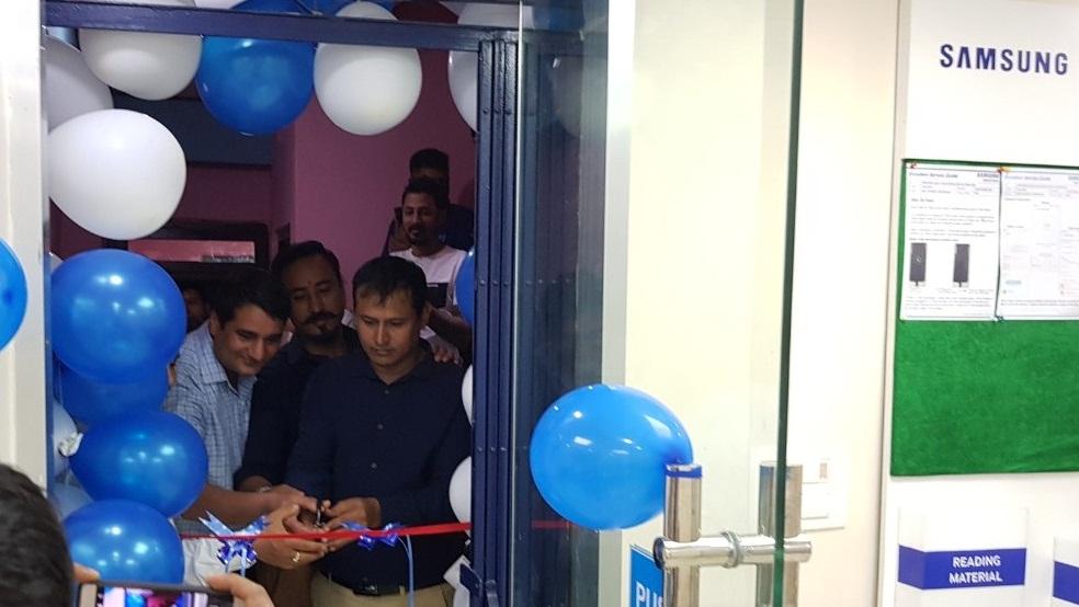 Samsung को आधिकारिक सेवा केन्द्र दमौलीमा सुरु