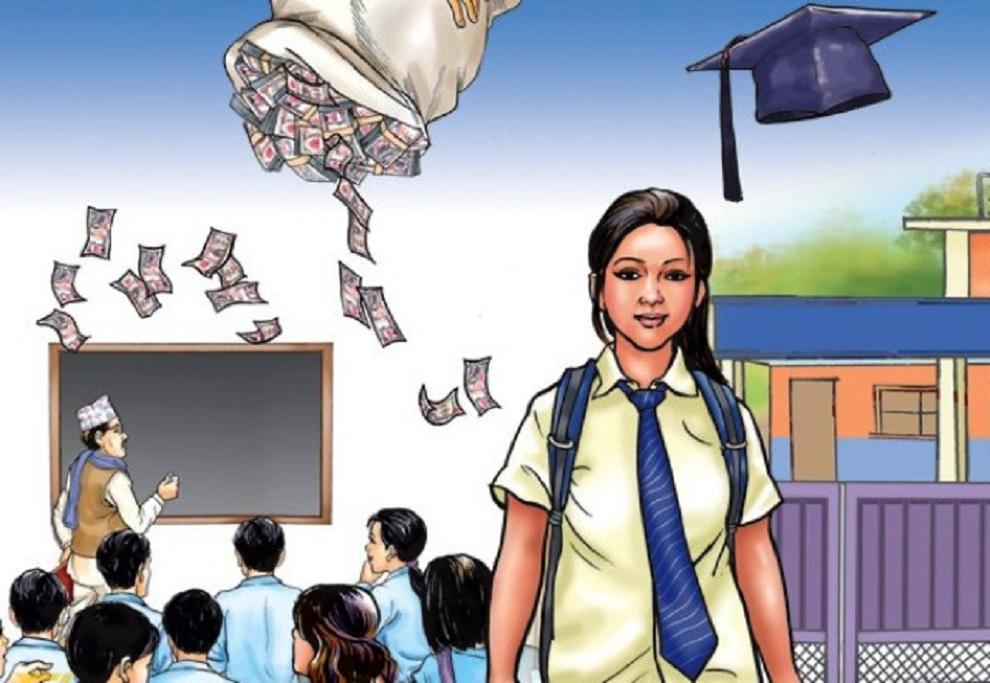 निःशुल्क शिक्षा दिँदा सामाजिक सहभागिता बढ्ने निष्कर्ष