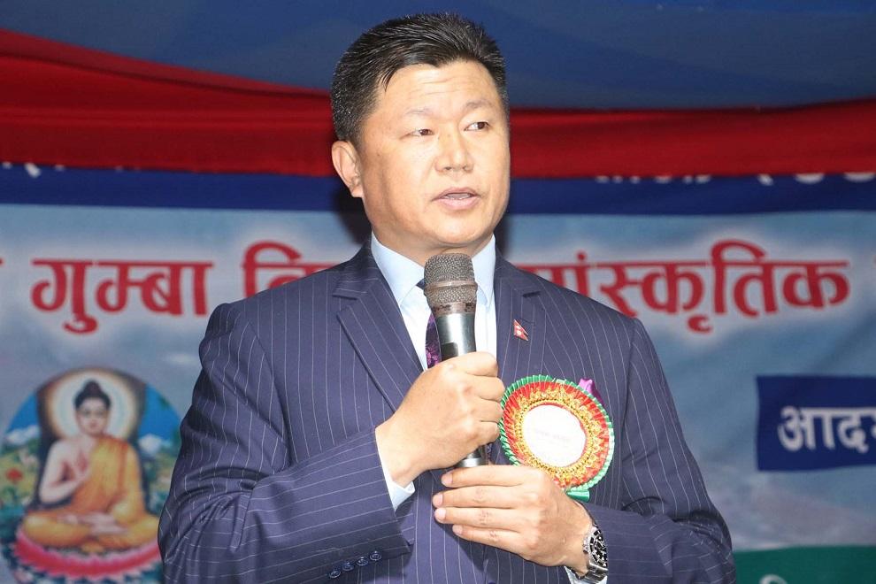 धैर्य गर्नुहोस्, अब नेपाली जनताले भोग्नुपर्ने दुःखका दिन समाप्त हुँदैछन्: मन्त्री राई