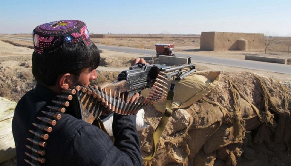 अफगानिस्तानमा १३ जना लडाकू मारिए