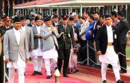 भारतीय समकक्षी मोदीलाई बधाई दिन दिल्ली गएका प्रधानमन्त्री ओली स्वदेश फिर्ता