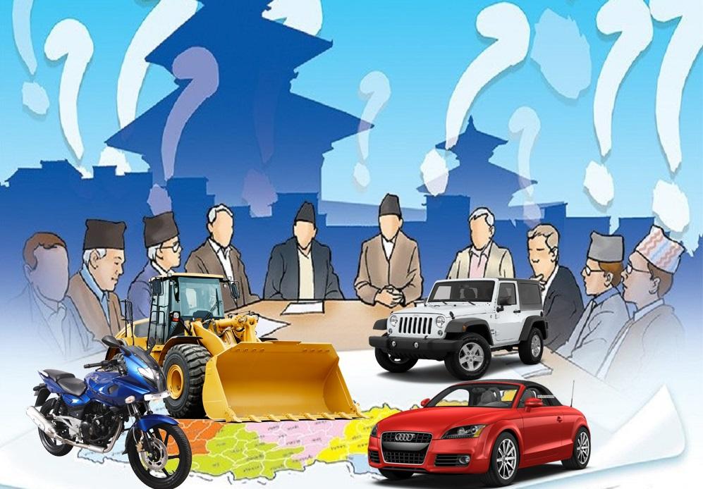 स्थानीय सरकारको डेढ वर्षः गाडी किन्नमै ११ करोड खर्च, यस्तो छ विवरण !