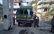 चीनतिरबाट नेपाल भित्रीने मुख्य नाका तातोपानी असोज १९ देखि खोल्ने निर्णय
