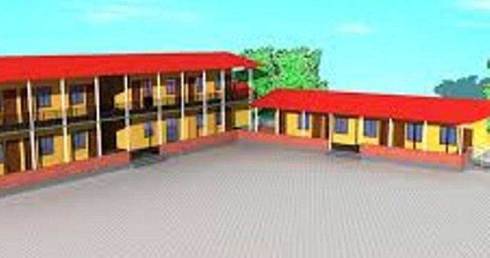 जापानको सहयोगमा विद्यालय भवन निर्माण