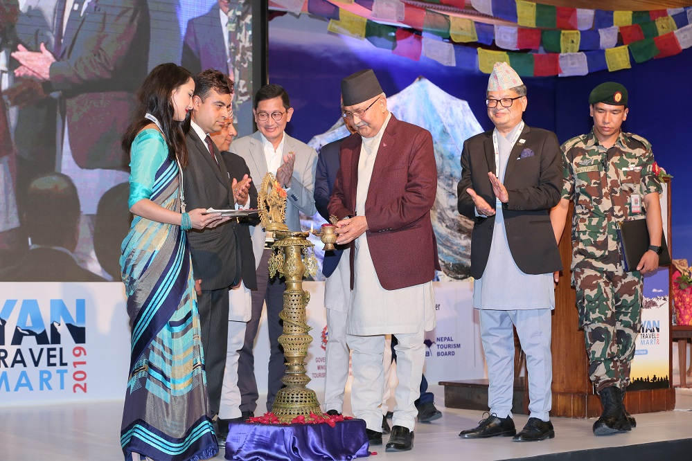 हिमालयको देश नेपाल पर्यटनका लागि विश्वमा नै उत्कृष्ट गन्तव्य- प्रधानमन्त्री
