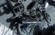 मोटरसाइकल दुर्घटनामा २ को मृत्यु
