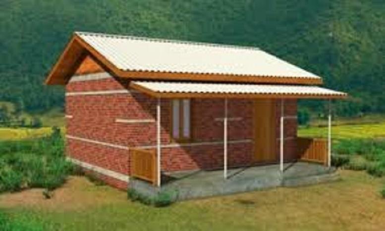 जनता आवास कार्यक्रमअन्तर्गत गोरखामा ४५१ घर निर्माण