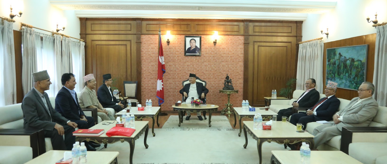 Government has already clarified on Nepal-India issues: NCP Secretariat