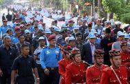 लागुऔषध दुव्यर्सनी 'समृद्ध नेपाल, सुखी नेपाली'को बाधक- गृहमन्त्री थापा