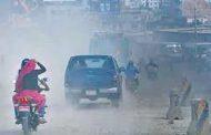 लुम्बिनी क्षेत्रमा उद्योग र सडकको धुलोले प्रदूषण बढ्दै