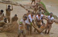 असार १५ः छुपु र छुपु हिलोमा धान रोपेर छोडौँला, बनाई कुलो लगाई पानी आएर गोडौँला