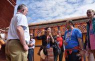 तिब्बत विकास मञ्चद्वारा विकासमा जोड