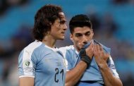 कोपा अमेरिका फुटबलमा उरुग्वे र जापान २-२ को बराबरीमा रोकिए