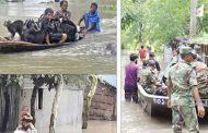 बाढीका कारण बङ्लादेशमा २० को मृत्युः पाँच लाख प्रभावित