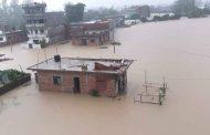 दशगजाको बाँध थुनिएर रौतहट भयो जलमग्न,  भारत बिरुद्धका नारा लाग्न थाले
