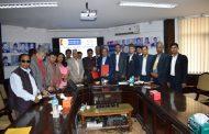 बर्दियाकोे बांसगढीमा राष्ट्रिय वाणिज्य बैंकको कारोबार