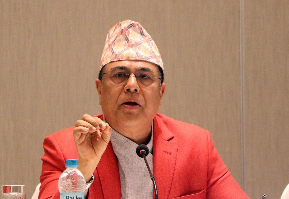 नीतिगत सुधारका कारण अर्थतन्त्र सकारात्मक दिशामाः गभर्नर डा. नेपाल