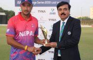 टी–ट्वान्टी क्रिकेटमा नेपाललाई सफलताः पारस दुई अर्धशतक बनाउने पहिलो नेपाली खेलाडी