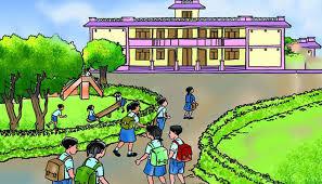 विद्यालय भवन निर्माणमा आर्थिक सहयोग जुटाउँदैः रामपुरको एक विद्यालय