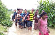 बाढी प्रभावित क्षेत्रमा निःशुल्क स्वास्थ्य शिविर सञ्चालन