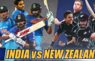 विश्वकप क्रिकेटमा भारत र न्युजिल्याण्डबीचको बाँकी खेल आज