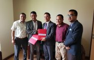 मुक्तिनाथ विकास बैंक र ग्राण्डी इन्टरनेशनल अस्पताल बीच सहकार्य
