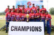 टी–ट्वान्टी विश्वकप एसिया फाइनलका लागि नेपाली टोली आज सिंगापुर प्रस्थान गर्दै