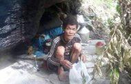 एक महिनादेखि ओढारको जिवन जिउन वाध्य वृद्ध अब घरमा बस्न पाउने