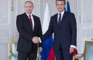 इरानसँगको आणविक सम्झौता जोगान रूसी राष्ट्रपति पुटिन र फ्रान्सेली समकक्षी म्याक्रोँ सहमत
