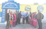 सांग्रिला डेभलपमेन्ट बैंकद्वारा आर्थिक सहयोग