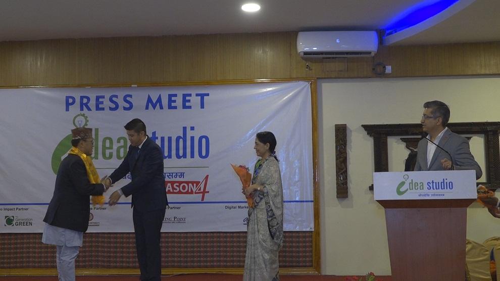 आइडिया नेपाल व्यासायिक सोच लिएका व्यक्तिलाई उद्यमी बन्न प्रेरित गर्दै