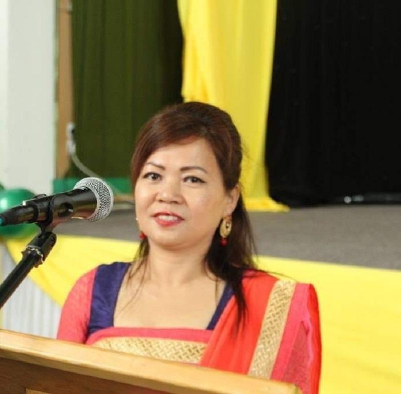 कवि तथा समाजसेवी लीला एनआरएनए युकेको महिला सचिवमा उठ्दै