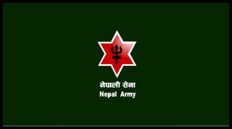 नेपाली सेनाद्वारा स्वास्थ्य शिविर