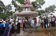 भ्रमण वर्ष २०२० सफल बनाउन प्रसिद्ध बच्छेश्वर मन्दिर पुग्ने पदमार्गको निर्माण