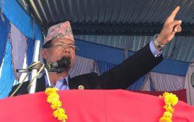 नेता गुरुङको ओलीतर्फ व्यंग्यः वीपी, गणेशमान र किशुनजिमात्र देशका अशल नेता/प्रधानमन्त्री