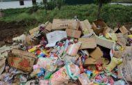 अनियमितगर्ने व्यापारी कारवाहीमाः अखाद्य वस्तु नष्ट