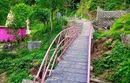 पर्यटकीयस्थलका रुपमा विकास गर्ने उद्देश्यले सामुदायिक वनमा पार्क निर्माण