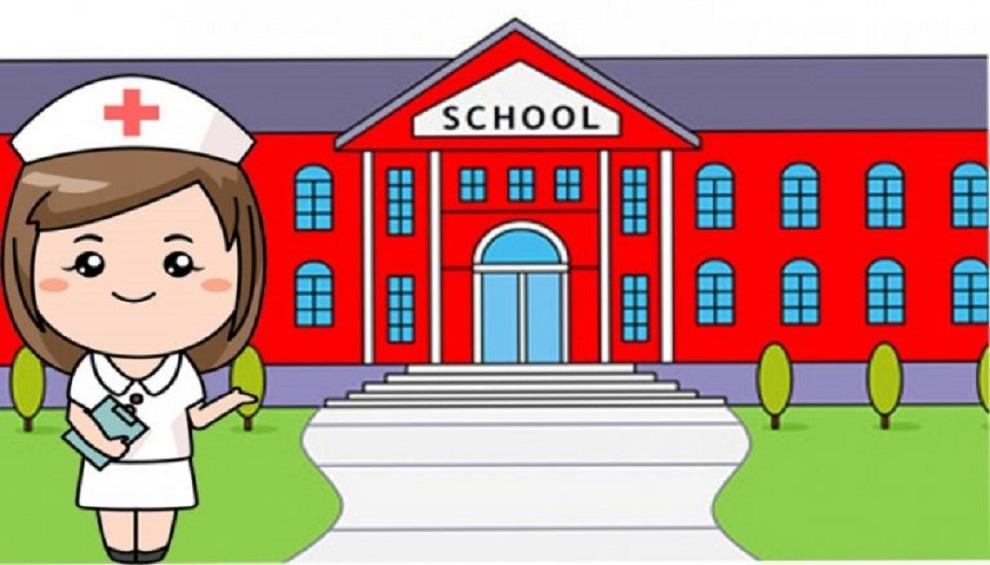 नमूना विद्यालयमा 'नर्सिङ कार्यक्रम'