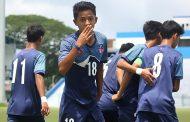 एएफसी यू–१६ च्याम्पियनसिप छनोटको दोस्रो खेलमा बलियो कुवेतसँग नेपालको बराबरी