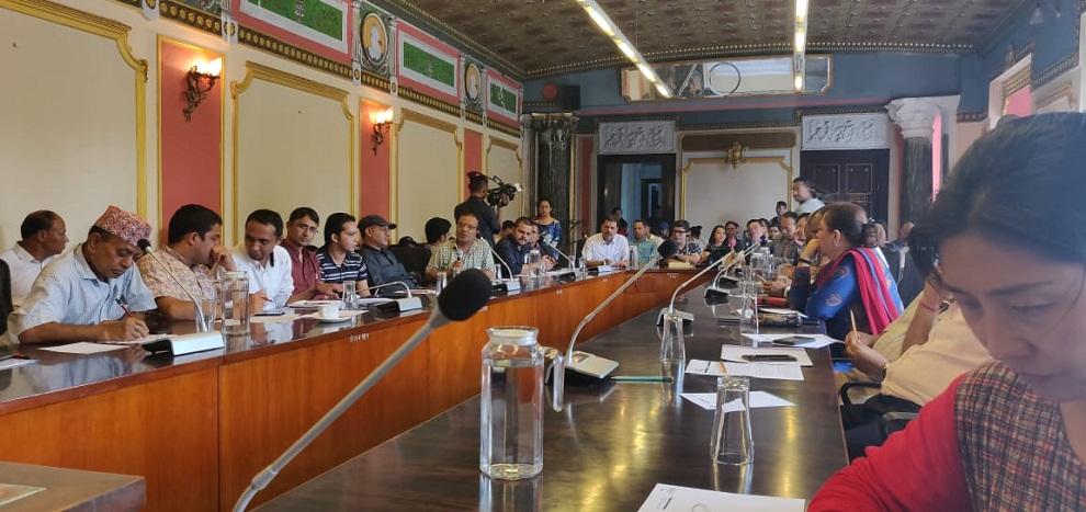 पाटा नेपाल च्याप्टरले नेपाल–इण्डिया, चाइना एक्सपो आयोजना गर्दै