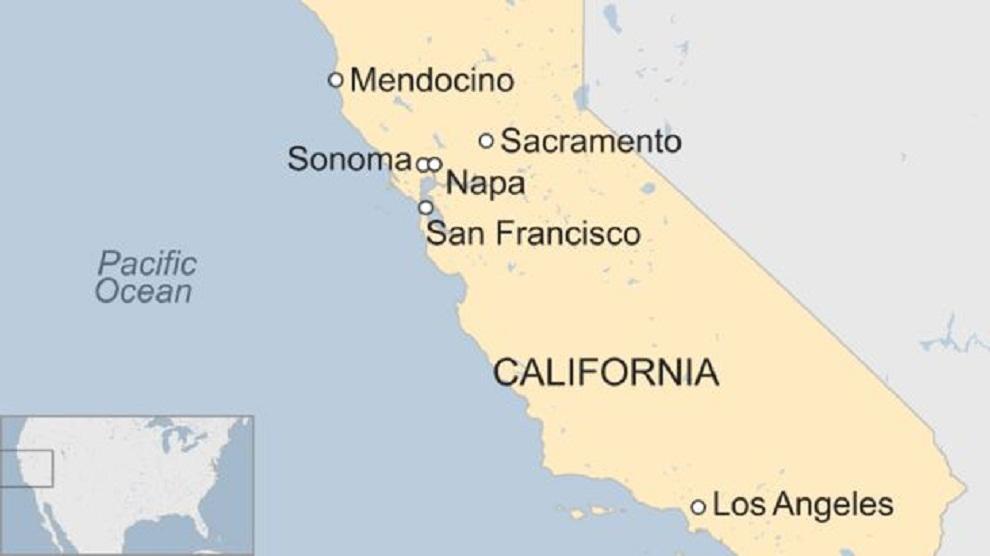 क्यालिफोर्नियामा २० को शव भेटियो, १४ अझै बेपत्ता