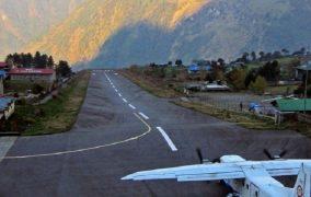 हवाई मार्गको विकल्प नहुँदा सयौँ पर्यटक लुक्लामै अलपत्र