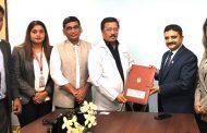 महालक्ष्मी विकास बैंक र नेपाल क्यान्सर अस्पतालबीच सम्झौता