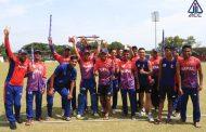 नेपालले श्रीलङ्कालाई १६० रनको चुनौती दियो (अपडेट)