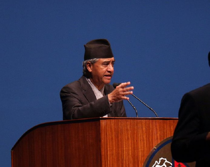 Federal Civil Service Act will be brought soon, PM Deuba says