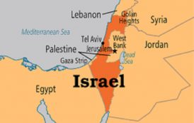 निर्वाचनको सङ्घारमा इजरायलद्वारा वेस्ट बैंकमा दुई नयाँ वस्ती स्थापना गर्ने घोषणा