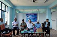 महेन्द्रनगरमा पहिलो पटक एफटीटीएच सेवा, प्रबन्ध निर्देशक अधिकारीद्वारा शुभारम्भ